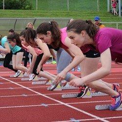 Atletika področno