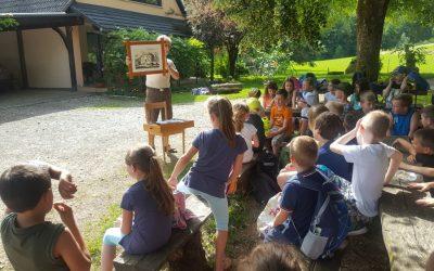 Ekskurzija po Beli krajini 2. razred