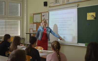 Javno nastopanje – delavnica za učence od 6. do 9. razreda