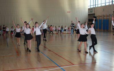 Šolsko plesno tekmovanje – ŠOLSKI PLESNI FESTIVAL