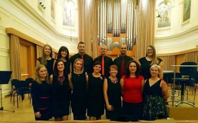 Učiteljski pevski zbor Osnovne šole Metlika