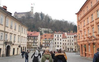 Naravoslovni dan v Ljubljani