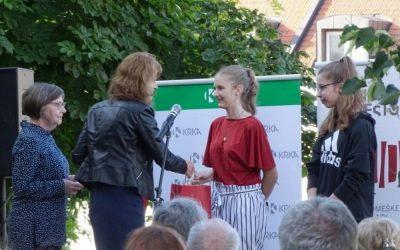 Glosa Alje Slobodnik je nagrajena na literarnem natečaju