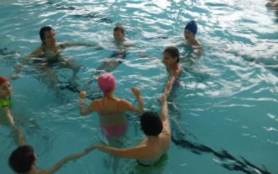 Plavalni tečaj 3. a in 3. r. Suhor