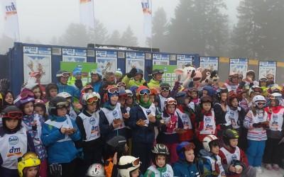 Zimski športni dan 4. razreda na Krvavcu